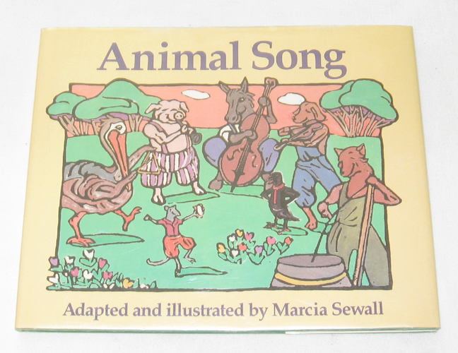 Image for Animal Song
