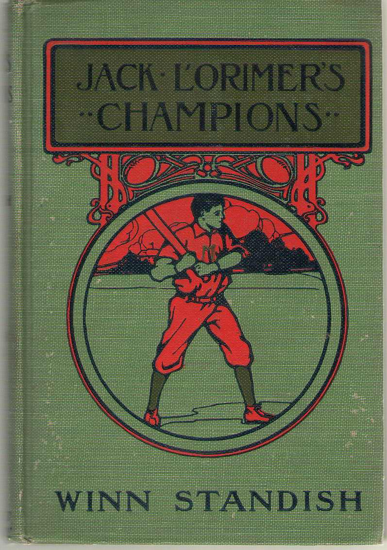Image for Jack Lorimer's Champions Or, Sports on Land and Lake