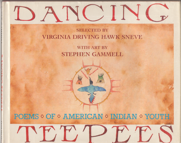 Image for Dancing Teepees  Poems of American Indian Youth