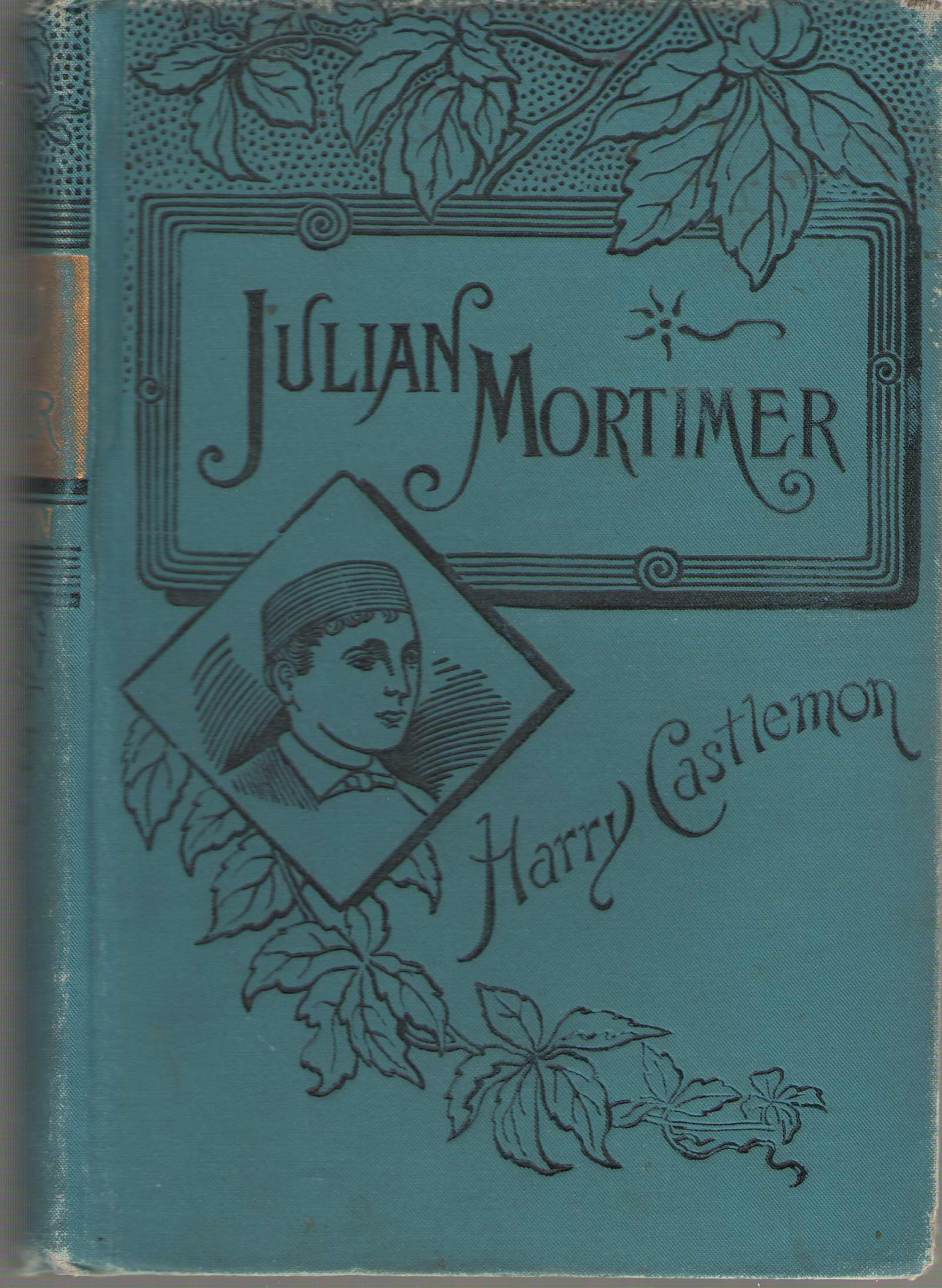 Image for Julian Mortimer  A Brave Boy's Struggle for Home and Fortune