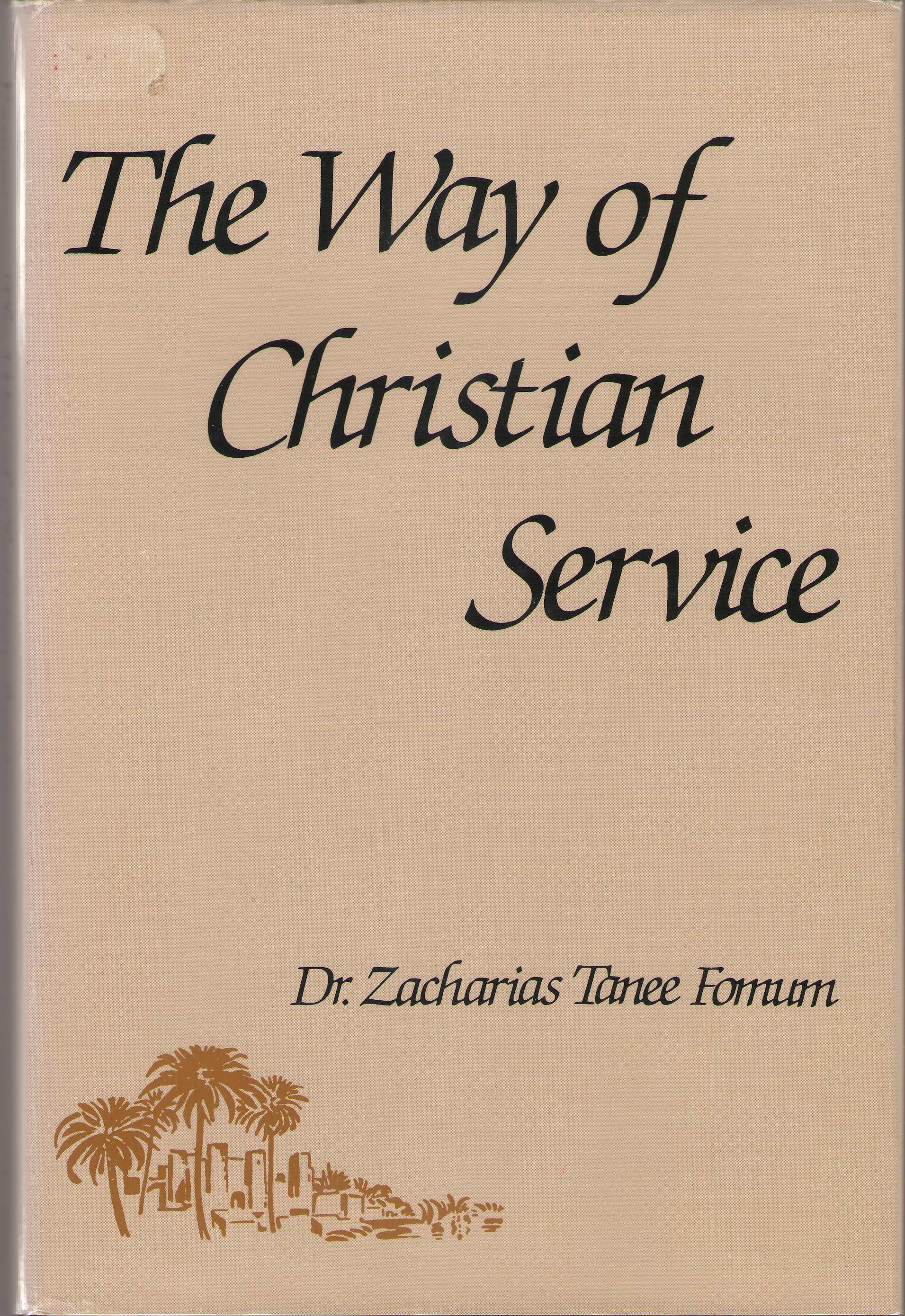 Image for The Way Of Christian Service