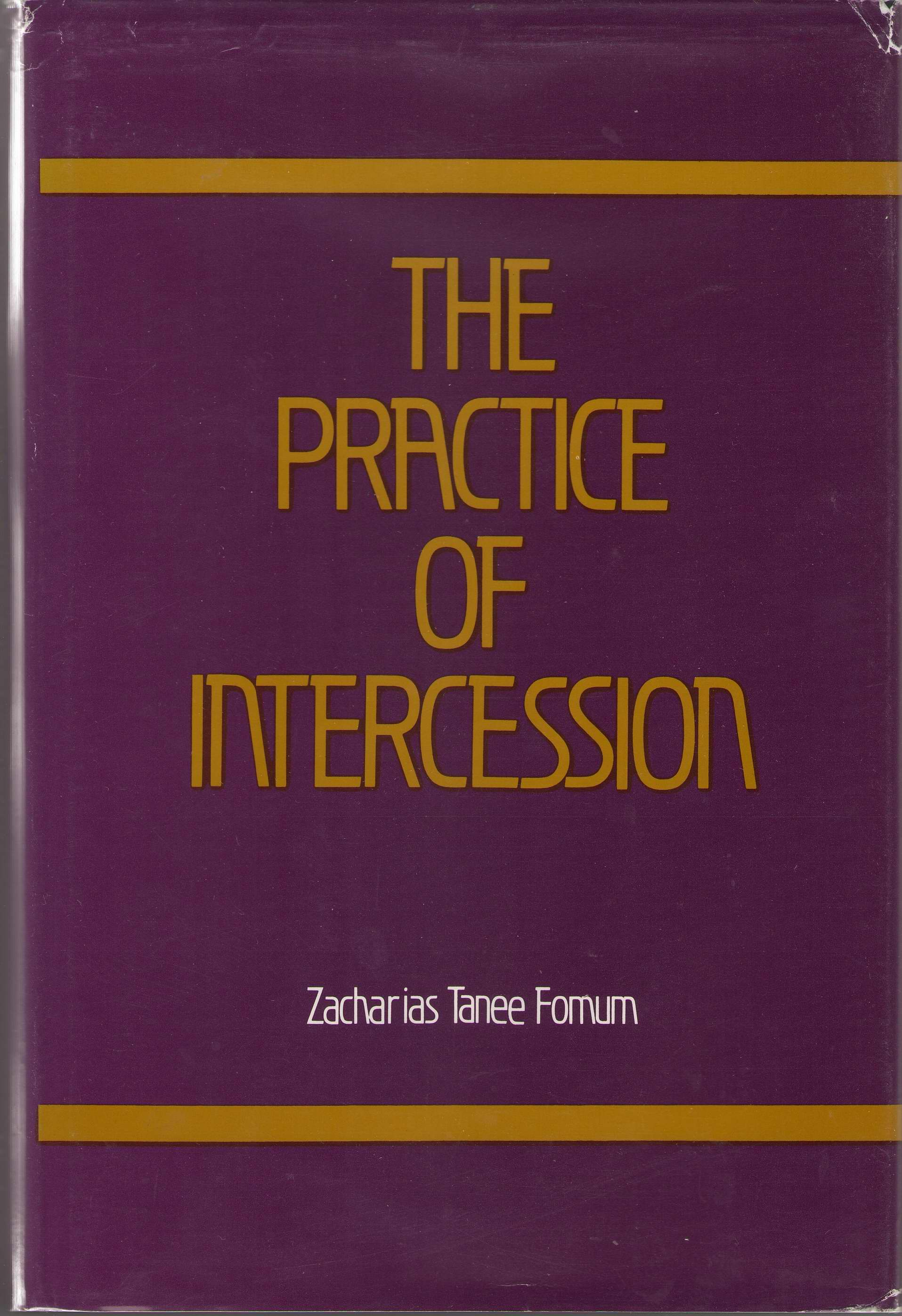Image for The Practice of Intercession