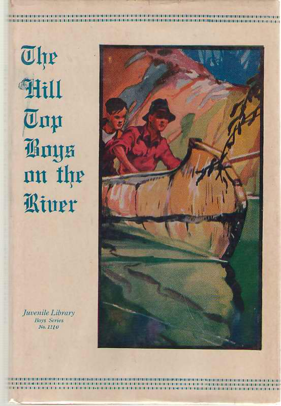 Image for The Hilltop Boys On The River Or, a Cruise Up the Hudson