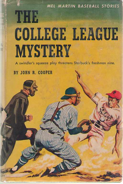 Image for The College League Mystery