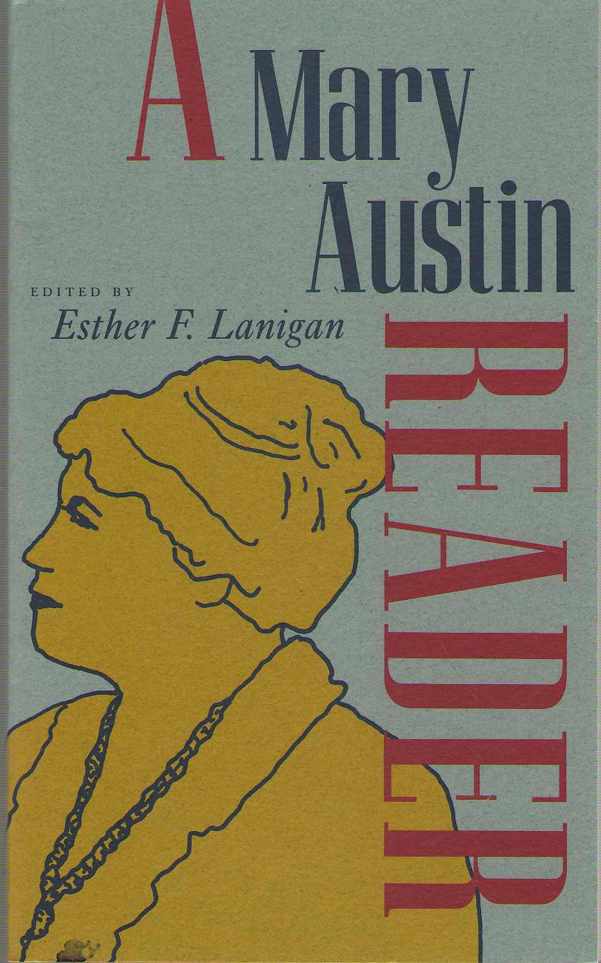 Image for A Mary Austin Reader