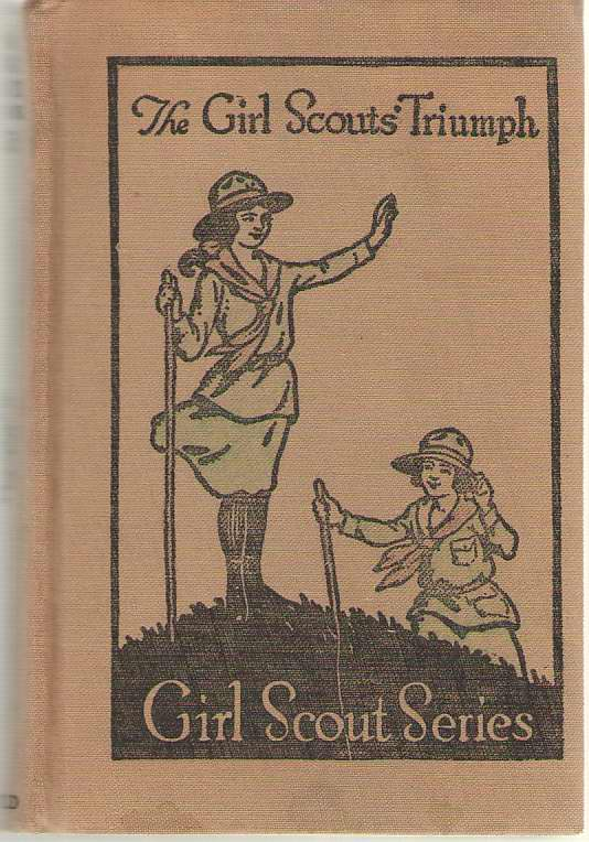 Image for Girl Scout's Triumph  or Rosanna's Sacrifice