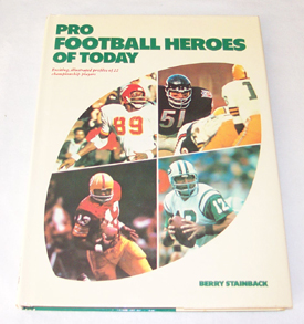 Image for Pro Football Heroes Of Today