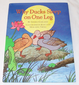 Image for Why Ducks Sleep on One Leg