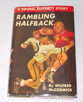 Image for Rambling Halfback