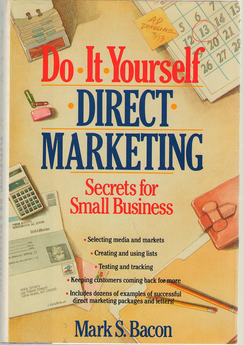 Image for Do-it-yourself Direct Marketing Secrets for Small Business
