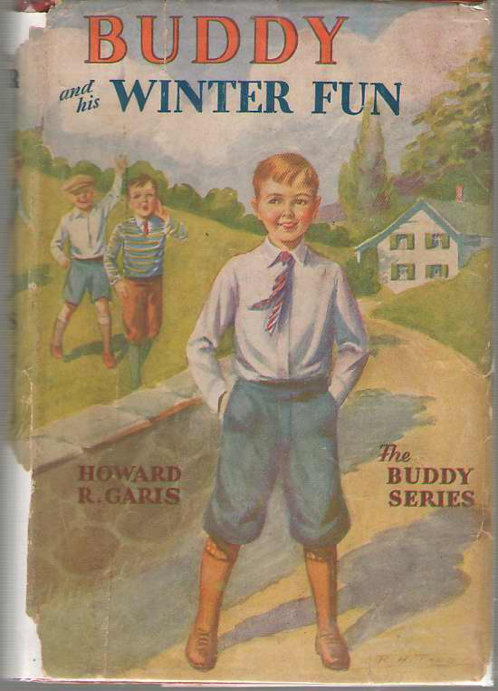 Image for Buddy And His Winter Fun Or, a Boy in Snow Camp