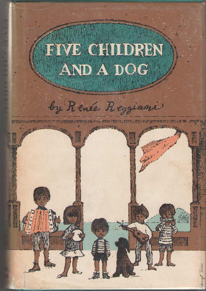 Image for Five Children and A Dog