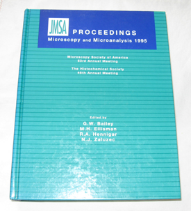 Image for J M S A Proceedings: Microscopy & Microanalysis, 1995