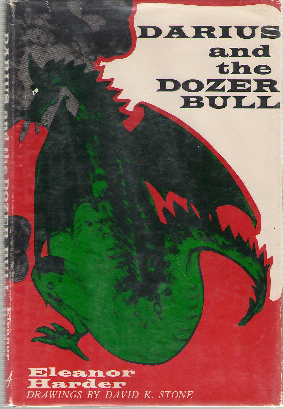 Image for Darius And The Dozer Bull