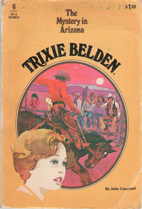 Image for Trixie Belden And The Mystery In Arizona