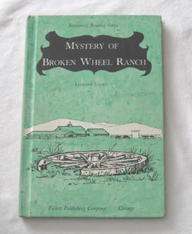 Image for Mystery Of Broken Wheel Ranch