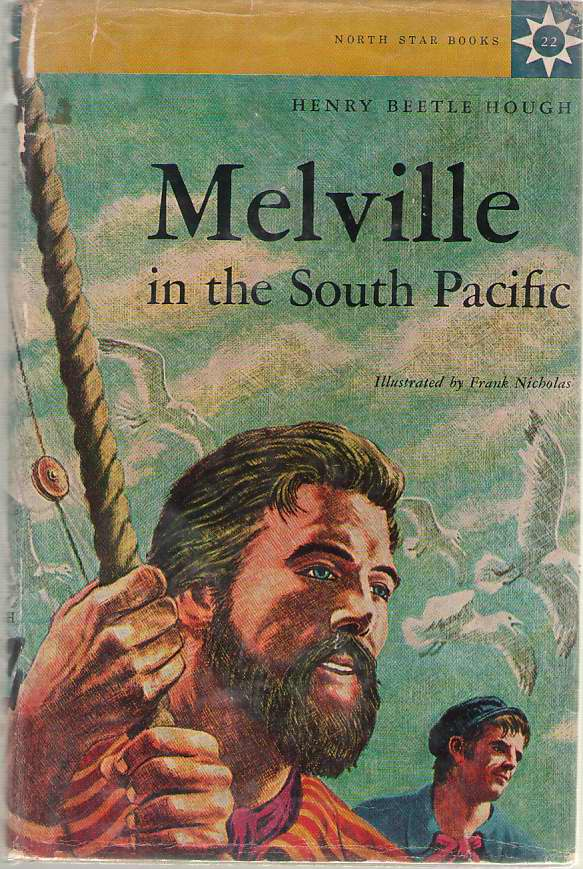 Image for Melville In The South Pacific