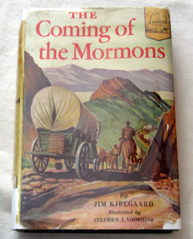 Image for The Coming Of The Mormons