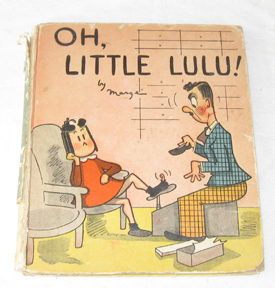 Image for Oh, Little Lulu!