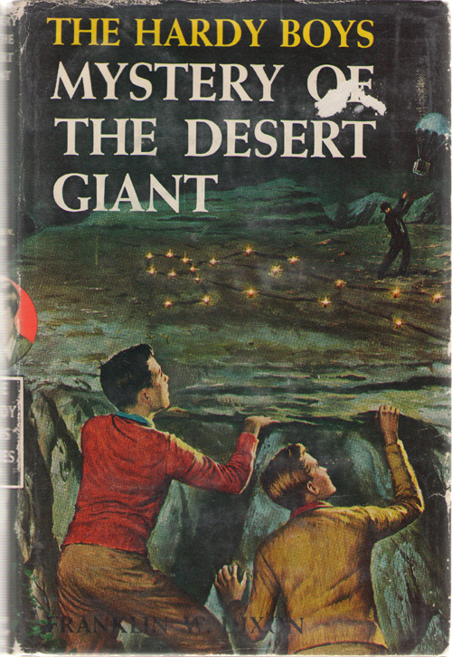 Image for Mystery Of The Desert Giant