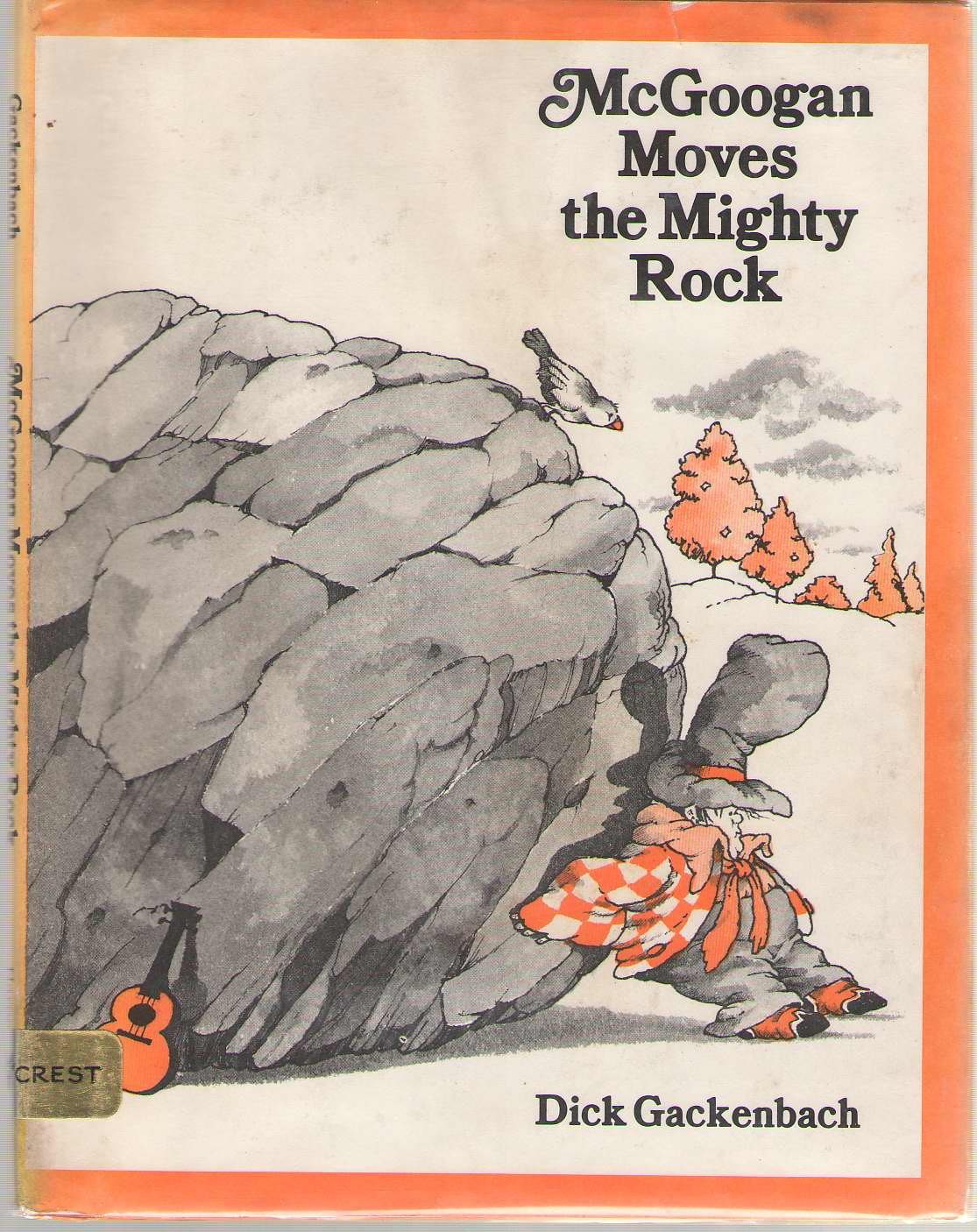 Image for McGoogan Moves the Mighty Rock
