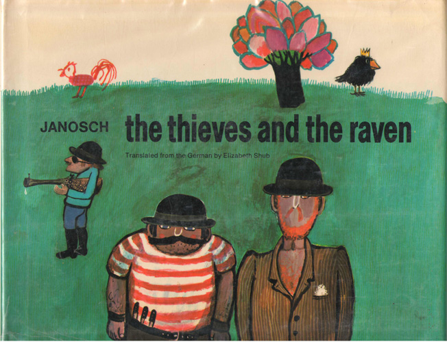 Image for The Thieves And The Raven