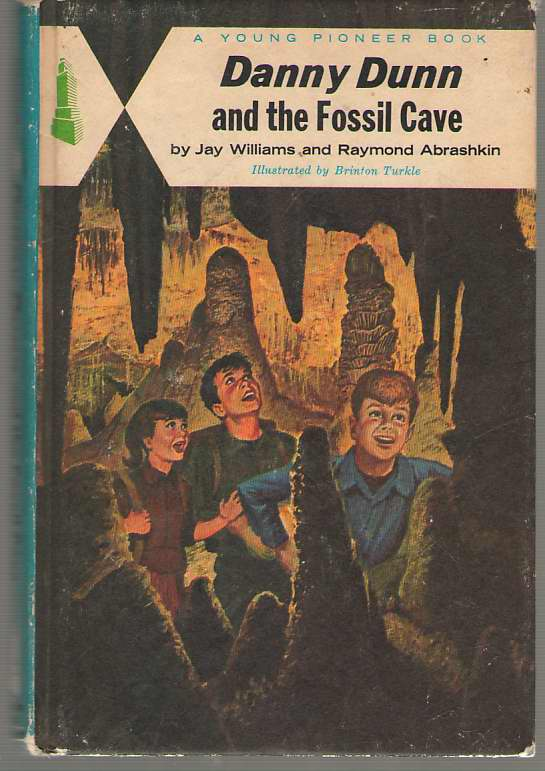 Image for Danny Dunn and the Fossil Cave