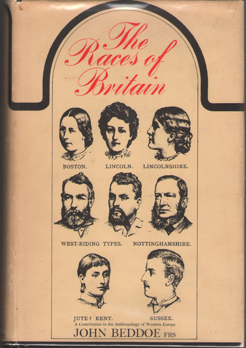 Image for The Races Of Britain A Contribution to the Anthropology of Western Europe
