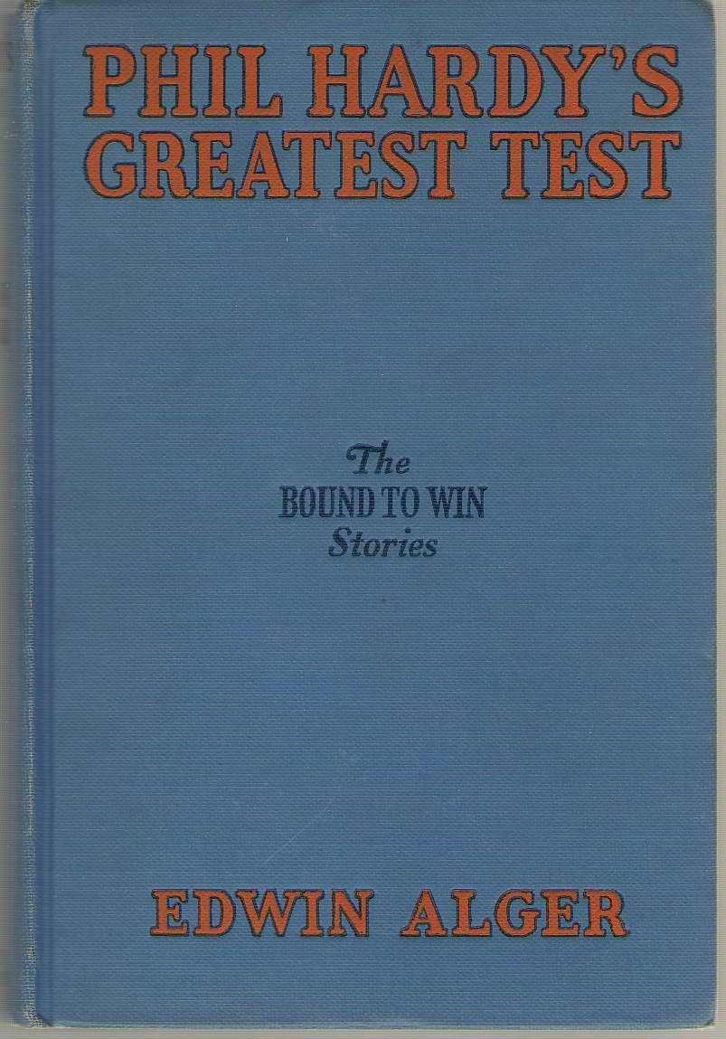 Image for Phil Hardy's Greatest Test