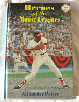 Image for Heroes Of The Major Leagues