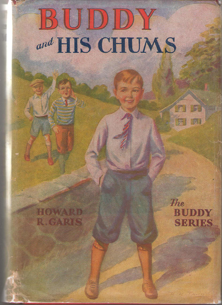 Image for Buddy And His Chums Or, a Boy's Queer Search