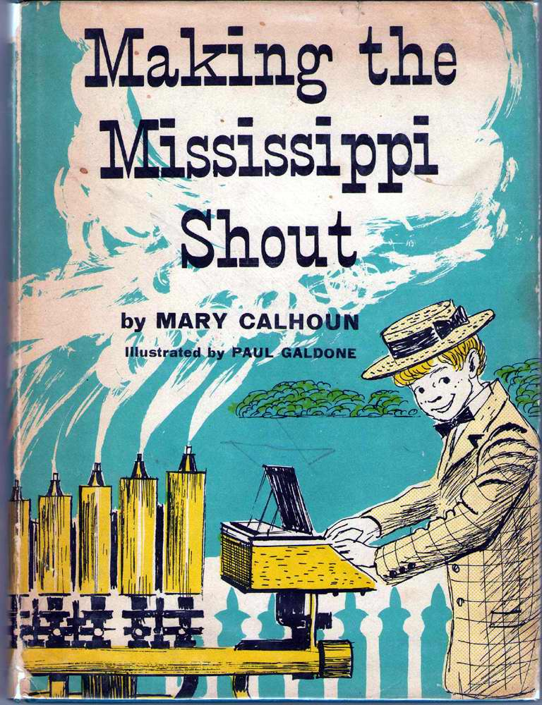 Image for Making The Mississippi Shout