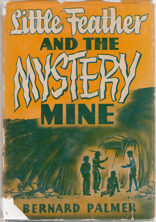 Image for Little Feather And The Mystery Mine