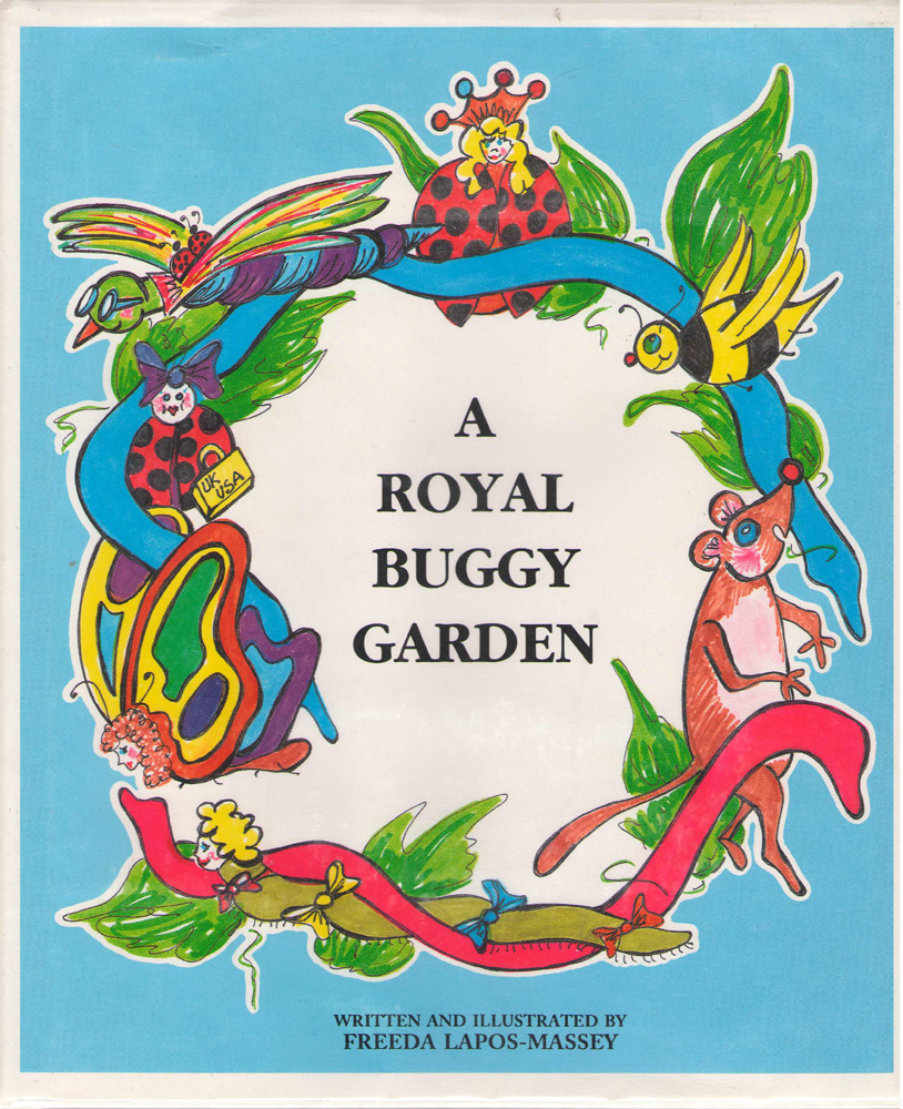 Image for A Royal Buggy Garden