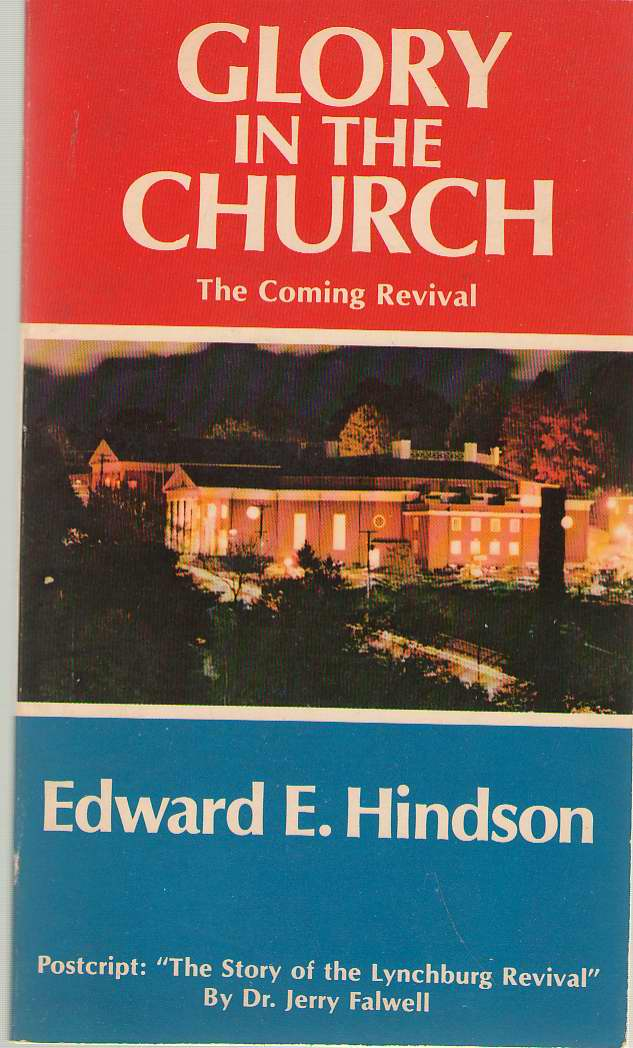 Image for Glory In The Church The Coming Revival!