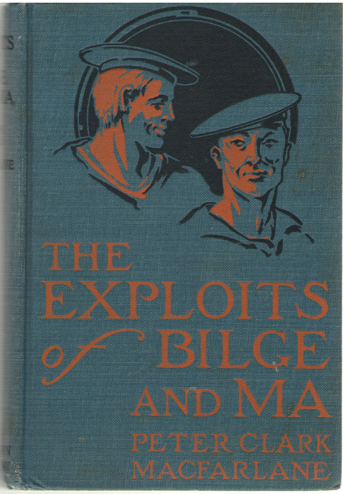 Image for The Exploits of Bilge and Ma