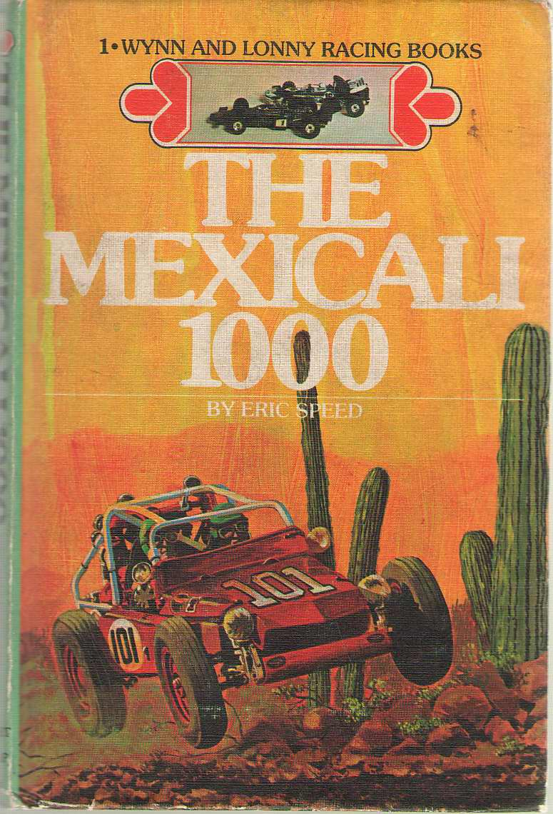 Image for The Mexicali 1000