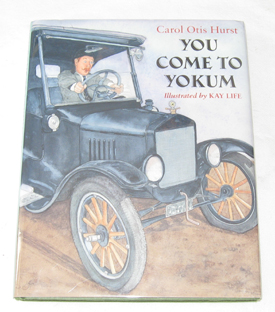Image for You Come To Yokum