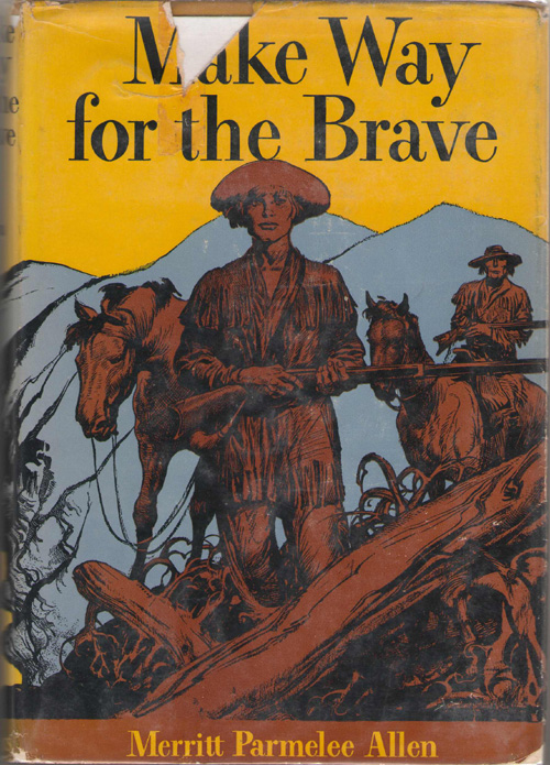 Image for Make Way For The Brave