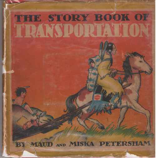 Image for The Story Book of Transportation