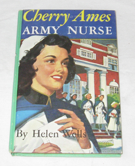 Image for Cherry Ames, Army Nurse