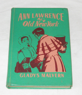 Image for Ann Lawrence of Old New York