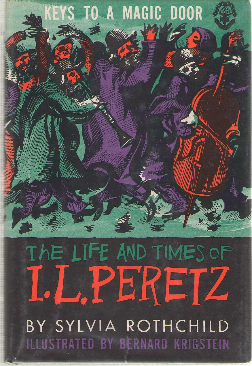 Image for Keys To A Magic Door The Life and Times of I. L. Peretz
