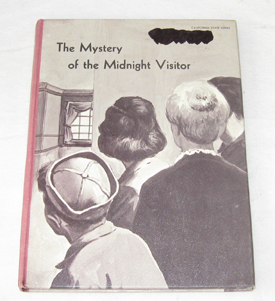 Image for The Mystery Of The Midnight Visitor