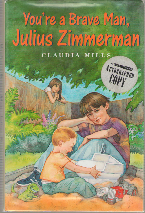 Image for You're a Brave Man, Julius Zimmerman