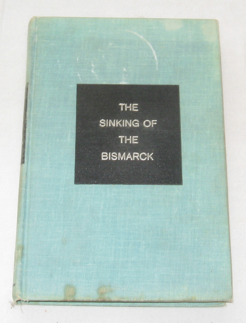 Image for The Sinking Of The Bismarck
