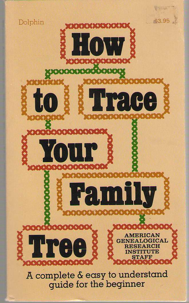 Image for How To Trace Your Family Tree