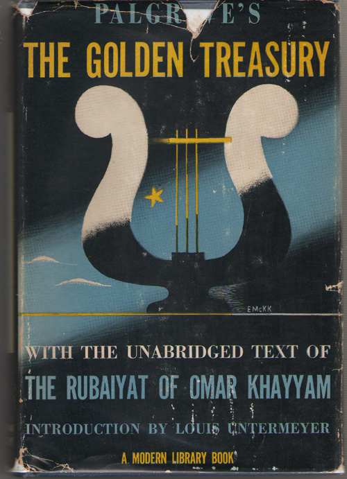 Image for Palgrave's The Golden Treasury With the Unabridged Text of the Rubaiyat of Omar Khayyam