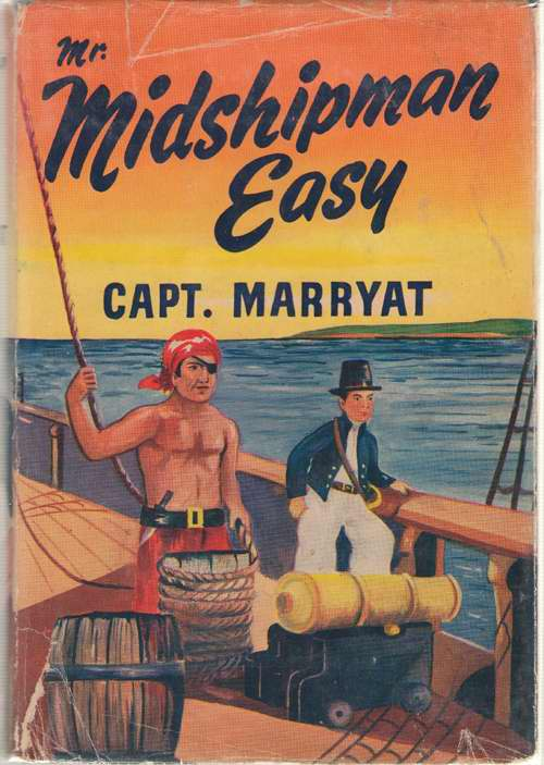 Image for Mr. Midshipman Easy Abridged