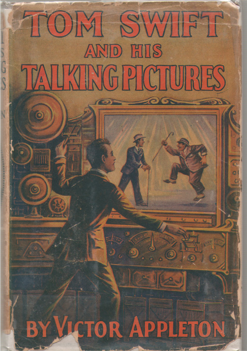 Image for Tom Swift And His Talking Pictures